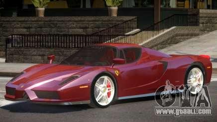 Ferrari Enzo V1.0 for GTA 4