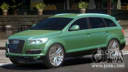 Audi Q7 Y10 for GTA 4