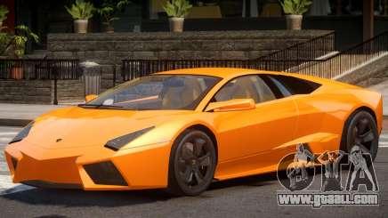 Lamborghini Reventon V1.0 for GTA 4