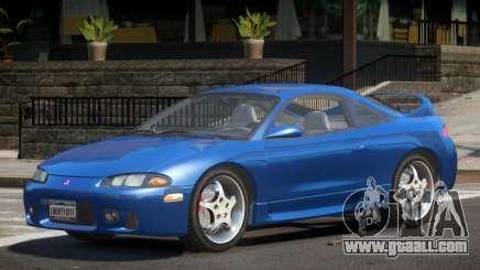 Mitsubishi Eclipse Old for GTA 4