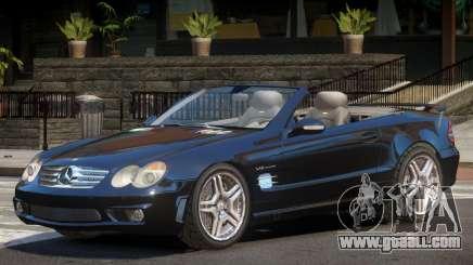 Mercedes SL65 Spider for GTA 4