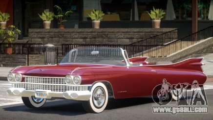 1959 Cadillac Eldorado for GTA 4