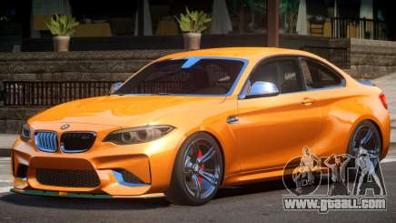 BMW M2 Tuned for GTA 4