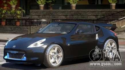Nissan 370Z ST for GTA 4