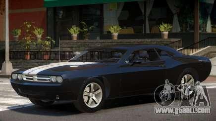 Dodge Challenger Y06 for GTA 4
