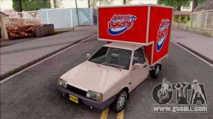 Lada Samara Super Ricas for GTA San Andreas