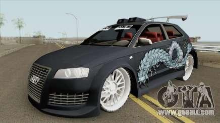 Audi A3 Tuning (NFSU2) for GTA San Andreas