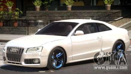 Audi S5 Upd for GTA 4