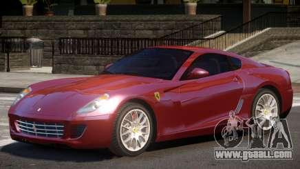Ferrari 599 GT for GTA 4