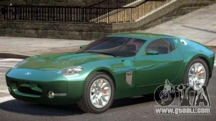 Ford GR1 V1.1 for GTA 4