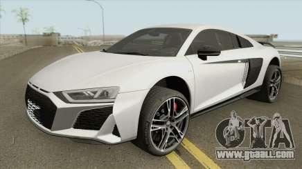 Audi R8 V10 Performance 2020 (HQ) for GTA San Andreas