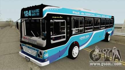 Metalpar Iguazu II MB-1718L-SB (Linea 124) for GTA San Andreas