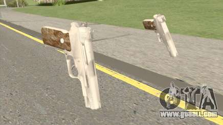 Bren Ten (Wooden) for GTA San Andreas