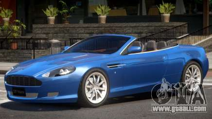 Aston Martin Volante Spider for GTA 4