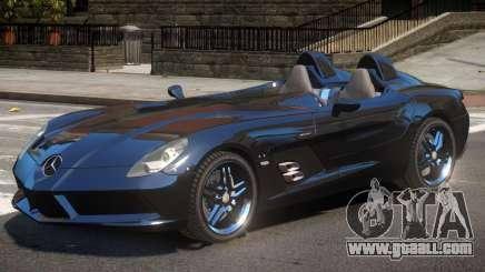 Mercedes SLR Stirling Moss for GTA 4