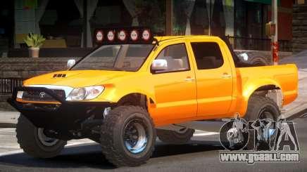 Toyota Hilux Trophytruck V1.0 for GTA 4