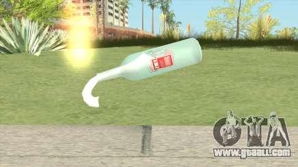 Molotov Cocktail GTA IV for GTA San Andreas