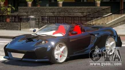 Ferrari F430 Custom for GTA 4