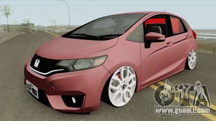 Honda Fit 2014 for GTA San Andreas