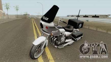 HPV1000 (Project Bikes) for GTA San Andreas