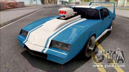 GTA V Imponte Phoenix Custom for GTA San Andreas