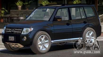 Mitsubishi Pajero Y11 for GTA 4