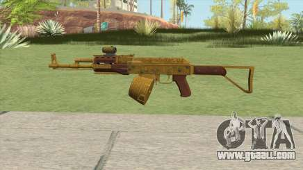 Assault Rifle GTA V Scope (Box Clip) for GTA San Andreas