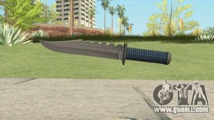 Hawk And Little Knife V1 GTA V for GTA San Andreas