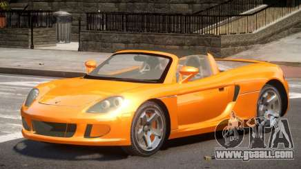Porsche Carrera GT-R V1 for GTA 4