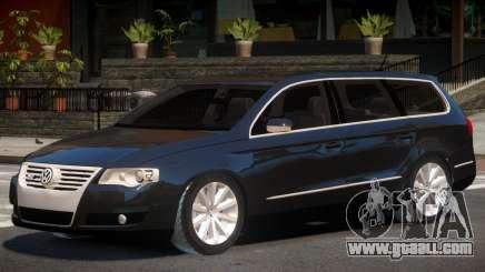 Volkswagen Passat R50 for GTA 4