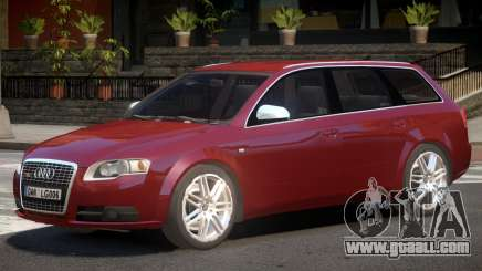 Audi S4 Avant V1.0 for GTA 4