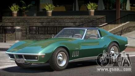 Chevrolet Corvette SS for GTA 4