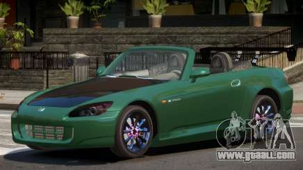 Honda S2000 Roadster for GTA 4