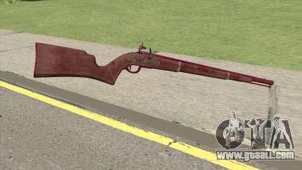 Edinburgh Musket (Pink) GTA V for GTA San Andreas
