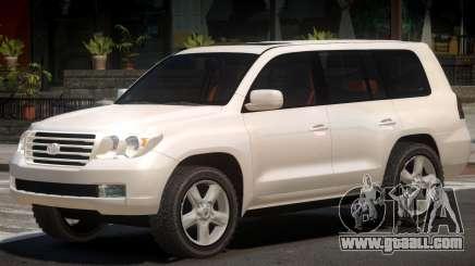 Toyota Land Cruiser 200 V1.0 for GTA 4