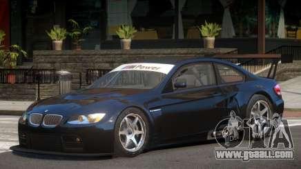 BMW M3 GT V1.1 for GTA 4
