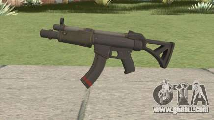 Submachine Gun (Fortnite) for GTA San Andreas