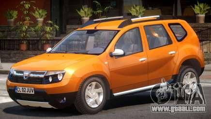 Dacia Duster V1.0 for GTA 4