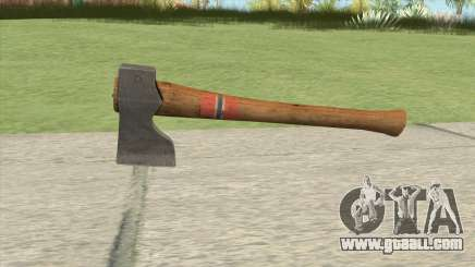 Hatchet V1 GTA V for GTA San Andreas