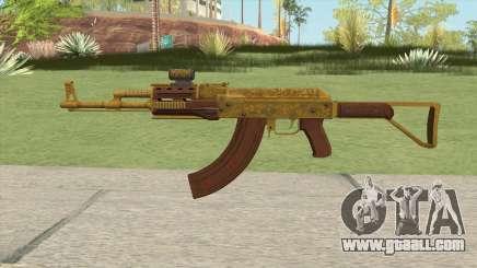 Assault Rifle GTA V Scope (Extended Clip) for GTA San Andreas