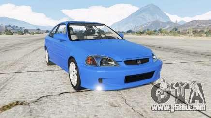 Honda Civic Si (EM1) 1999 for GTA 5