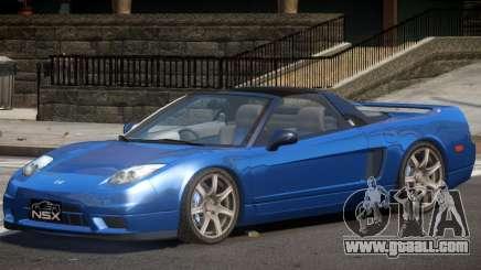 Honda NSX V1.0 for GTA 4