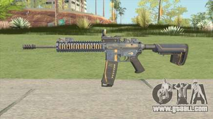 M4A1 (Sudden Attack 2) for GTA San Andreas