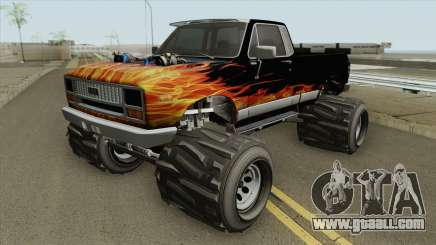 Felino Big Turbo (MP3 EXM) for GTA San Andreas