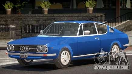 1970 Audi 100 V1.1 for GTA 4