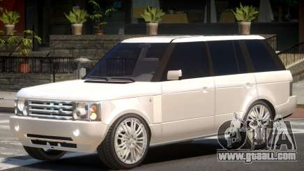 Range Rover Vogue V1.0 for GTA 4