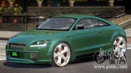 Audi TT Sport V1 for GTA 4
