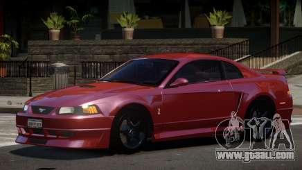 Ford Mustang SVT V1 for GTA 4