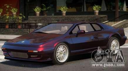 Lotus Esprit V1.0 for GTA 4