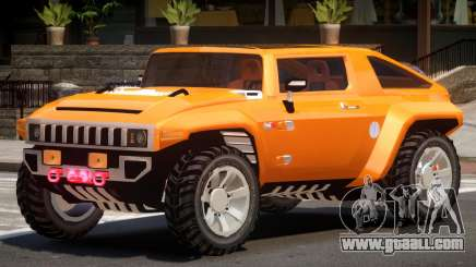 Hummer HX V1 for GTA 4